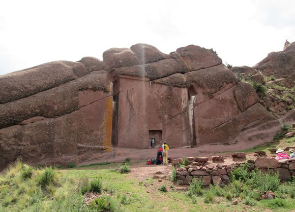 Corredor Aymara (Chucuito – Aramu muru – Juli) 1 Día