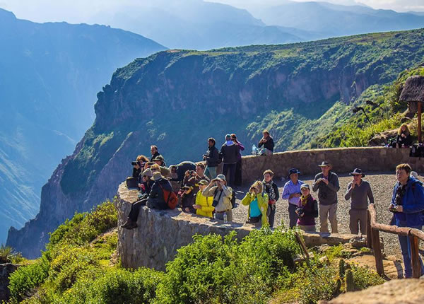 Colca Canyon and Cruz del Condor 2D/1N