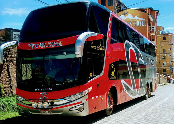BUS PUNO – AREQUIPA DIRECT