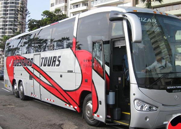 Bus Puno – Copacabana