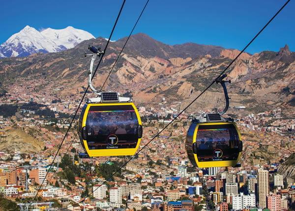 City Tour en La Paz