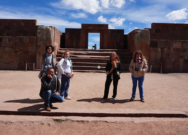 Tour Tiwanaku- Full Day – From Puno-Bolivia