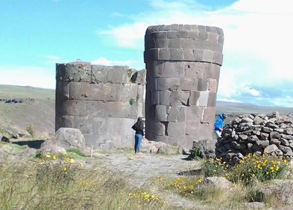 Tour to Sillustani – Half day