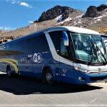 Bus a Chivay desde Puno